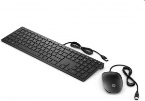 HP PAV WiredCombo Keyboard 4CE97AA
