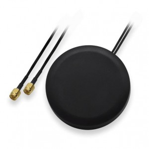 003R-00252 COMBO MIMO Mobile ROOF SMA Antenna